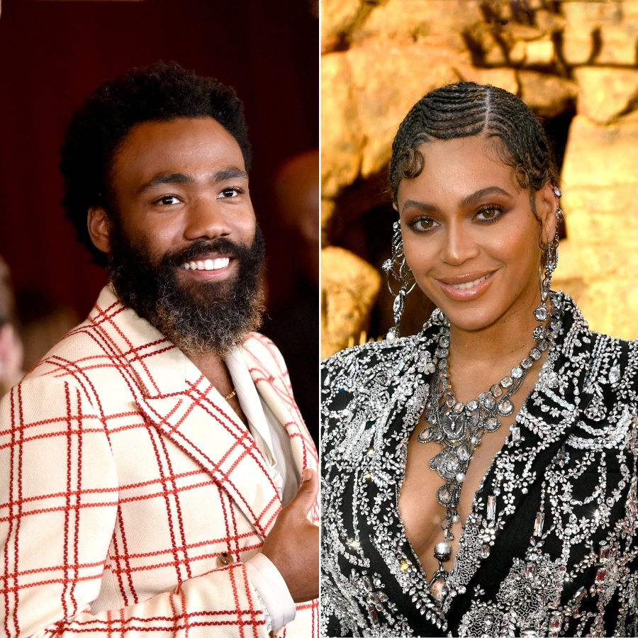 Donald Glover Admits His Son Legend Wanted to See 'The Lion King' Remake Because of Beyonce