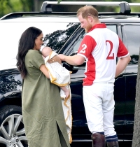 Duchess-Meghan-Archie-Prince-Harry-Polo-Match