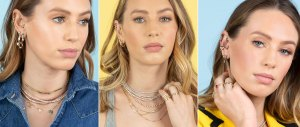 Dylan Penn Jewelry Campaign