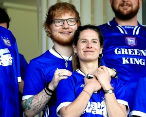 2018 Weddings Ed Sheeran Cherry Seaborn