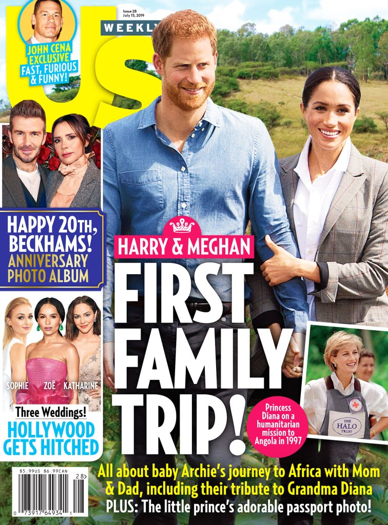 Evan Spiegel and Miranda Kerr Inside Pregnant Life Us Weekly Cover Prince William Duchess Meghan Family Trip Africa