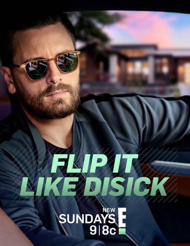 Scott Disick House Flipping Shows
