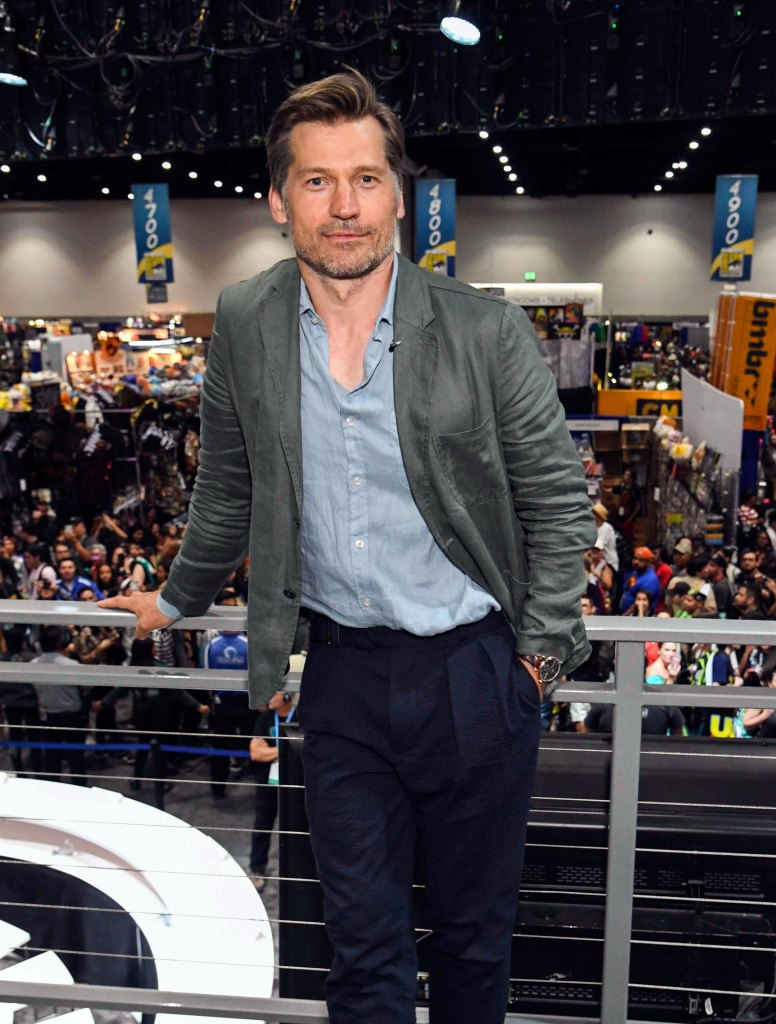 'Game of Thrones' Star Nikolaj Coster-Waldau Gets Booed at Comic-Con as Cast Defends Controversial Season 8