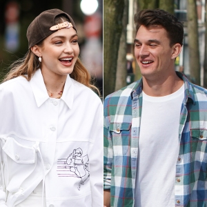 Gigi Hadid and The Bachelorette's Tyler Cameron Start Following Each Other on Instagram: 'Welp, There Goes My Chance'