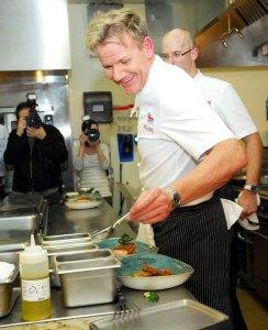Gordon Ramsay Plans to Open 100 Restaurants in America Over Next 5 Years