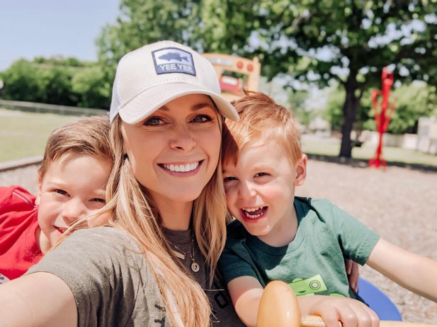 Granger Smith's Wife Amber Smith Details Final Moments With Son River Before Donating His Organs