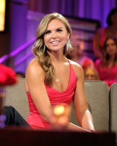 Hannah Brown The Bachelorette Final