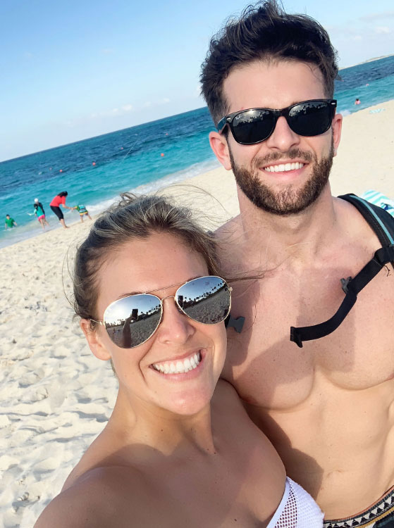 Haley Stevens and Jed Wyatt on Vacation How Jed Wyatt's Ex Haley Stevens Spent the Night of the 'Bachelorette' Finale