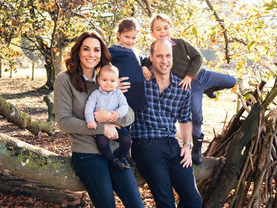 How Prince George Will Celebrate His Sixth Birthday Family Portrait