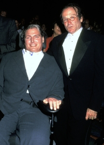 Robin Williams Helped Christopher Reeve Cheer Up After Accident