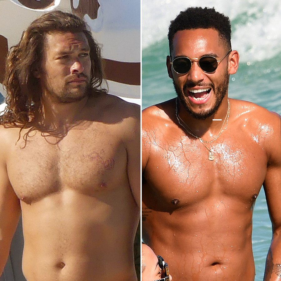 Hunks in Trunks Jason Momoa Josh Denzel Abs