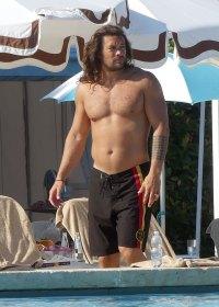 Hunks in Trunks Jason Momoa Shirtless