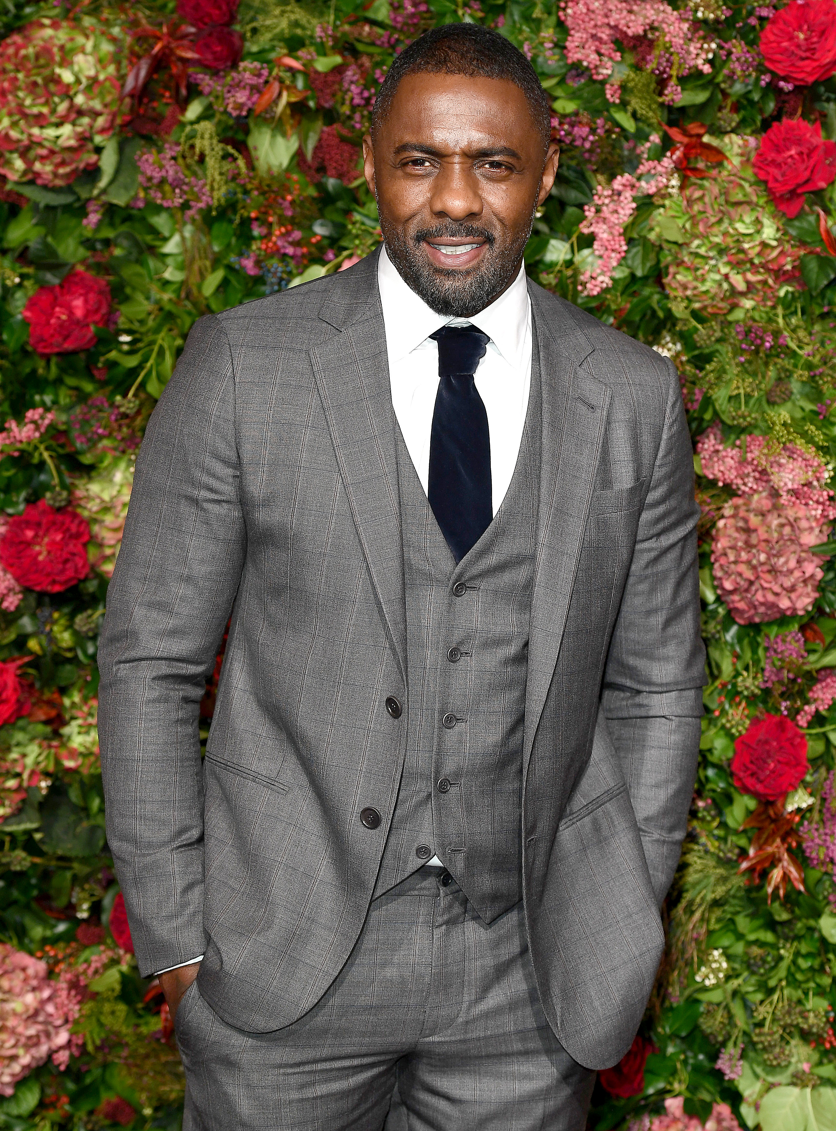 Cats Idris Elba Doesn't Know What the Musicals About - Idris Elba attends the Evening Standard Theatre Awards 2018 at the Theatre Royal on November 18, 2018 in London, England.