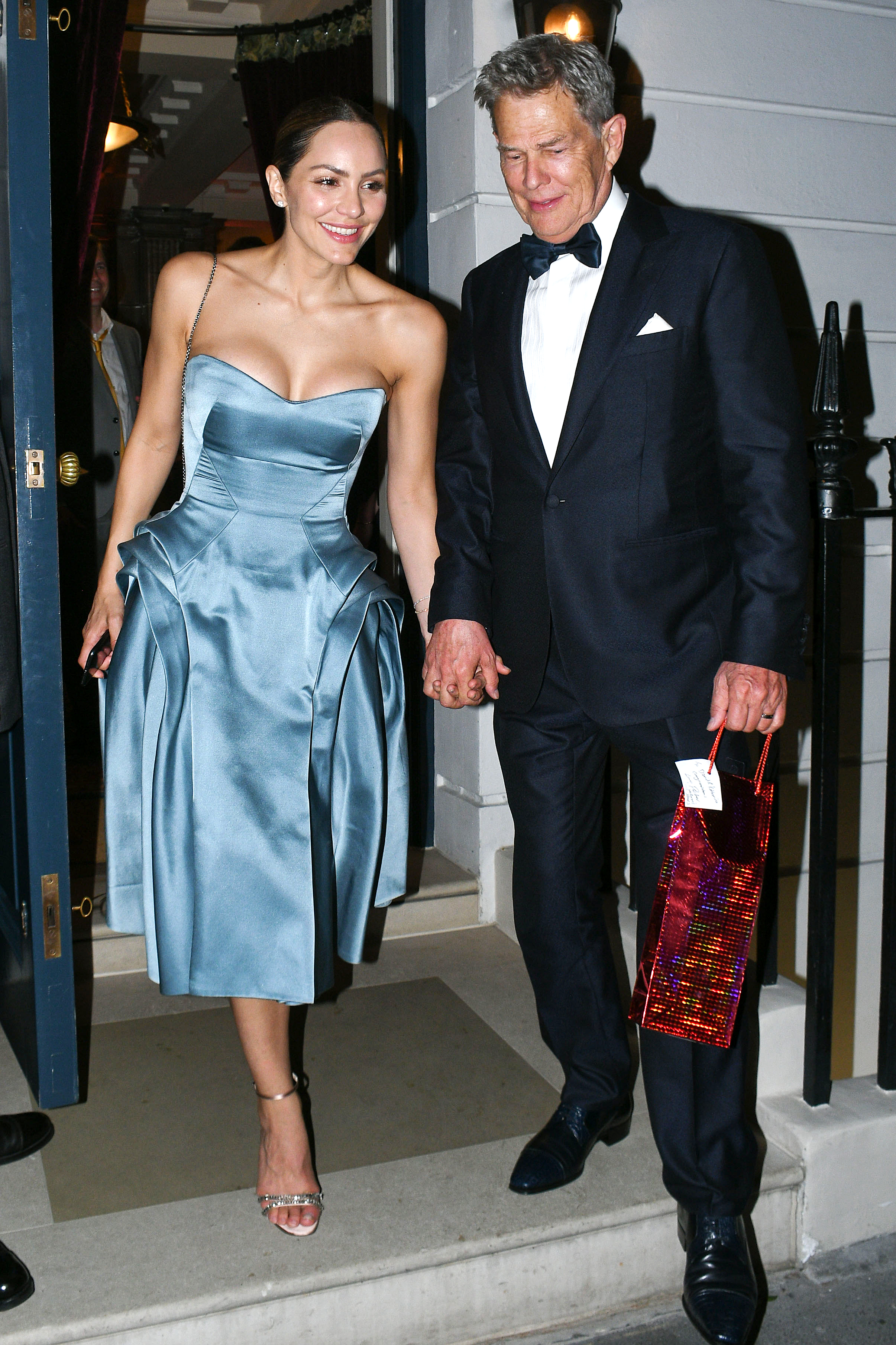Inside Katharine McPhee David Foster Magical Tight-Lipped Wedding