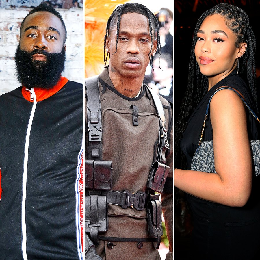 James Harden Goes Clubbing With Travis Scott After Partying With Jordyn Woods