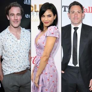James Van Der Beek Watches Bachelorette With Jenna Dewan and Steve Kazee