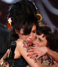 Janis Winehouse Amy Winehouse Gallery