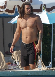 Jason Momoa Dad Bod Shirtless