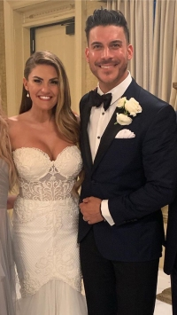 Brittany Cartwright and Jax Taylor Wedding