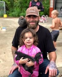 Jenelle Evans David Eason Kids Pet Chickens