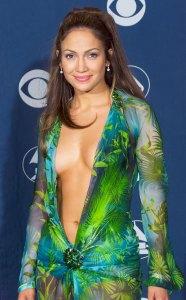 Jenifer Lopez Versace Dress February 23, 2000