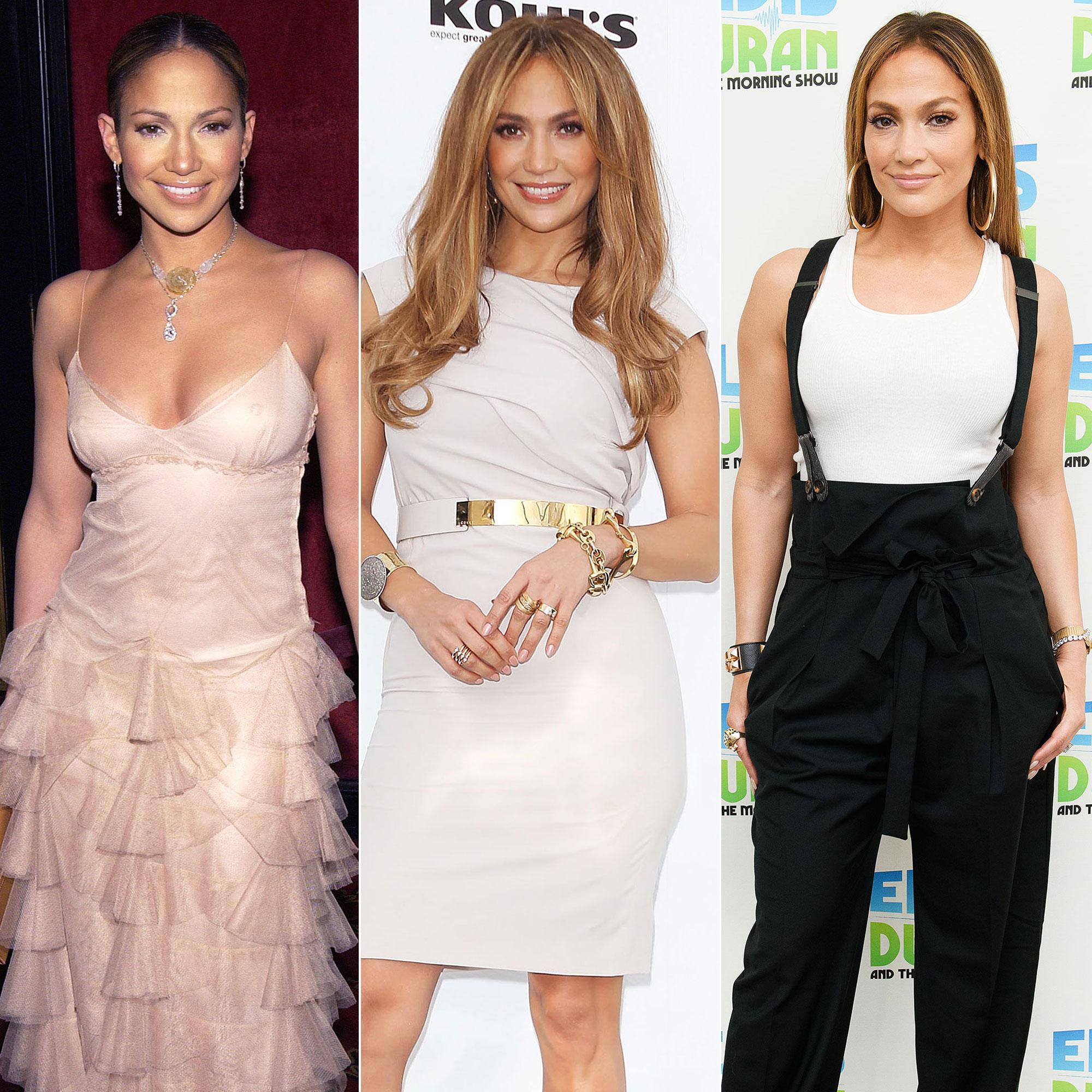 83fa17b2546e6 Jennifer Lopez's Best Dresses, Gowns, Outfits: Photos