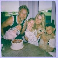 Jessica Simpson and Family Motherhood