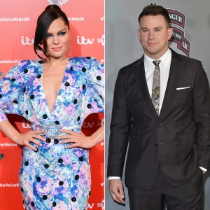 Jessie J Dodges Question About Channing Tatum