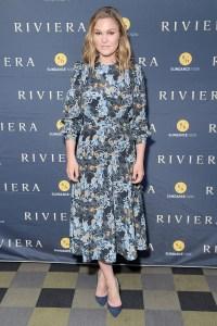 Julia Stiles Riviera