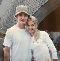 Justin Timberlake and Mandy Moore Celebrity Throwbacks