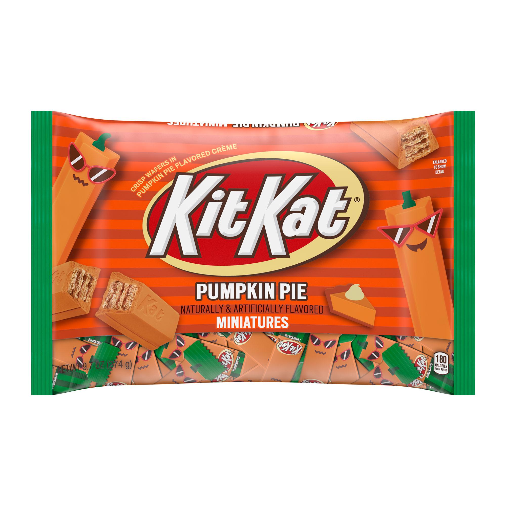 a7e9e907bc930 See Pumpkin Pie Kit Kats, More Halloween Candy Debuting in 2019: Photos