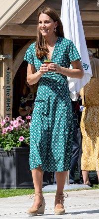 Kate Middleton Garden Party Dress July 1, 2019