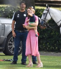 Kate Middleton Polo Match Outfit July 10, 2019