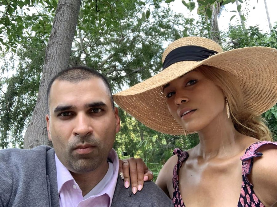 Katie Rost and Jesse Engaged RHOP