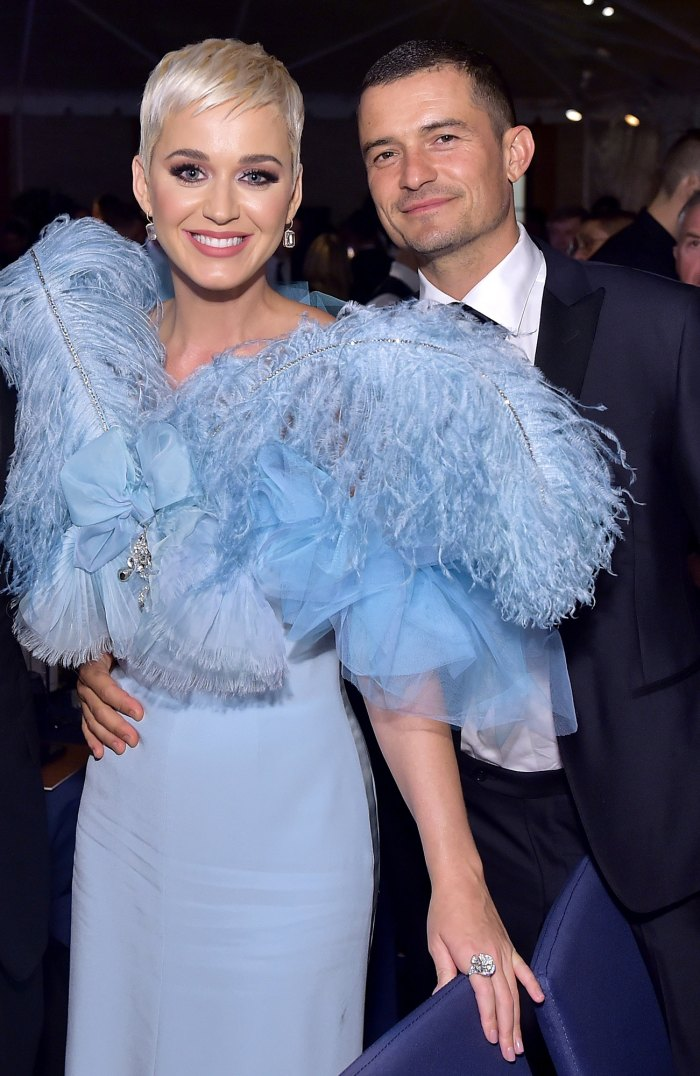Katy Perry Wants to Improve 'Emotionally' With Fiance Orlando Bloom