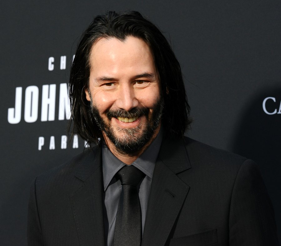 Celebrities Who Will Do Anything for Their Beloved Fans Keanu Reeves