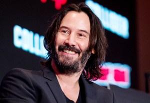 Keanu Reeves Leaves Heartwarming Note Fan Sign