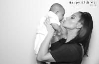 Kim Kardashian Psalm West Sweet Loving