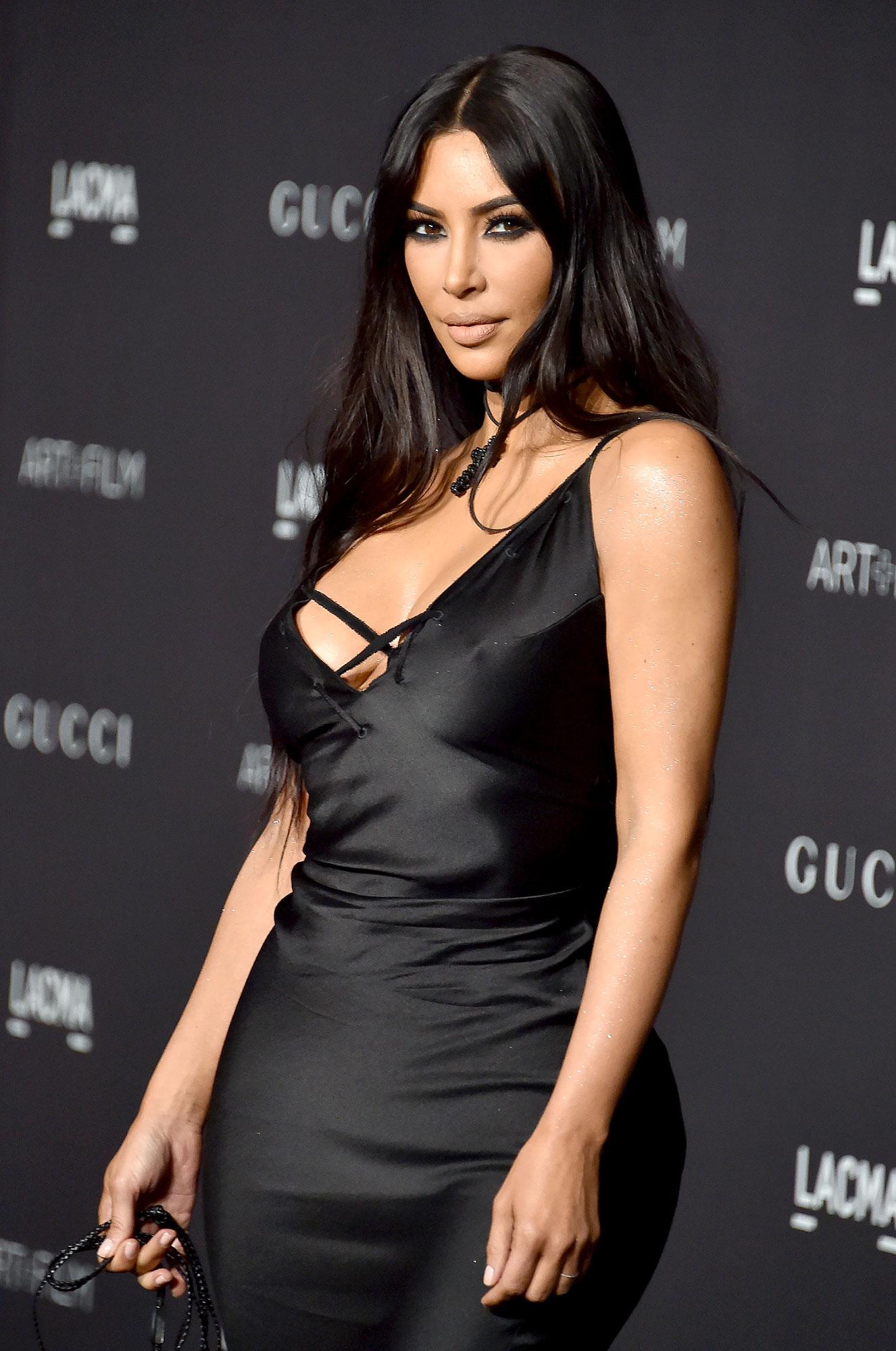 08b498ab046 Kim Kardashian Posts Cute New Photo of 2-Month-Old Son Psalm
