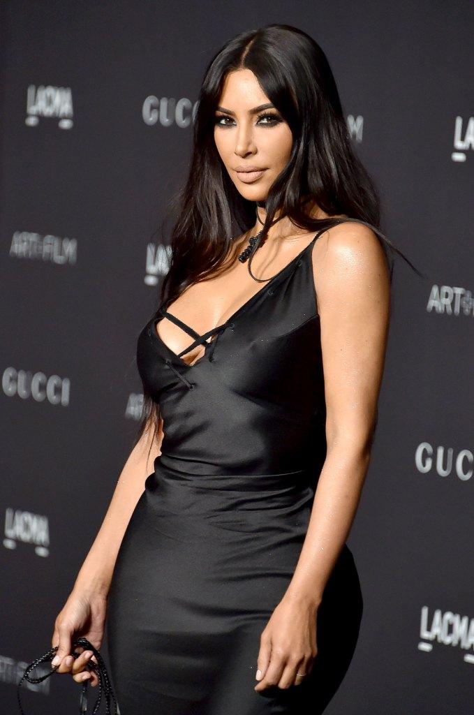Kim Kardashian Shares Photo of Psalm