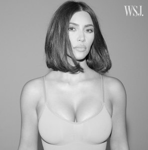 Kim Kardashian West WSJ Cover