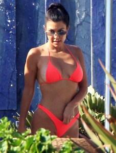 Kourtney Kardashian Explains Why She's Back on the Keto Diet