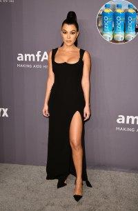Kourtney Kardashian Shares the Tonics and Supplements