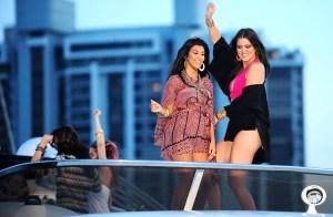 Kourtney Kardashian Khloe Kardashian Take Miami and More! Look Back at KUWTK Spinoffs