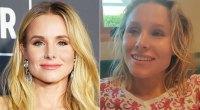 Kristen Bell No Makeup Selfie Instagram July 17, 2019