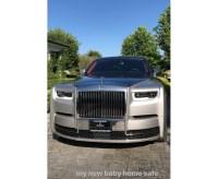 Kylie Jenner Rolls Royce