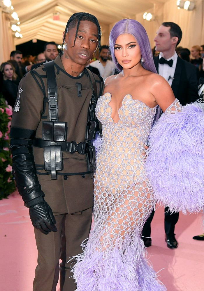 Kylie Jenner and Travis Scott No Rush Into Marriage