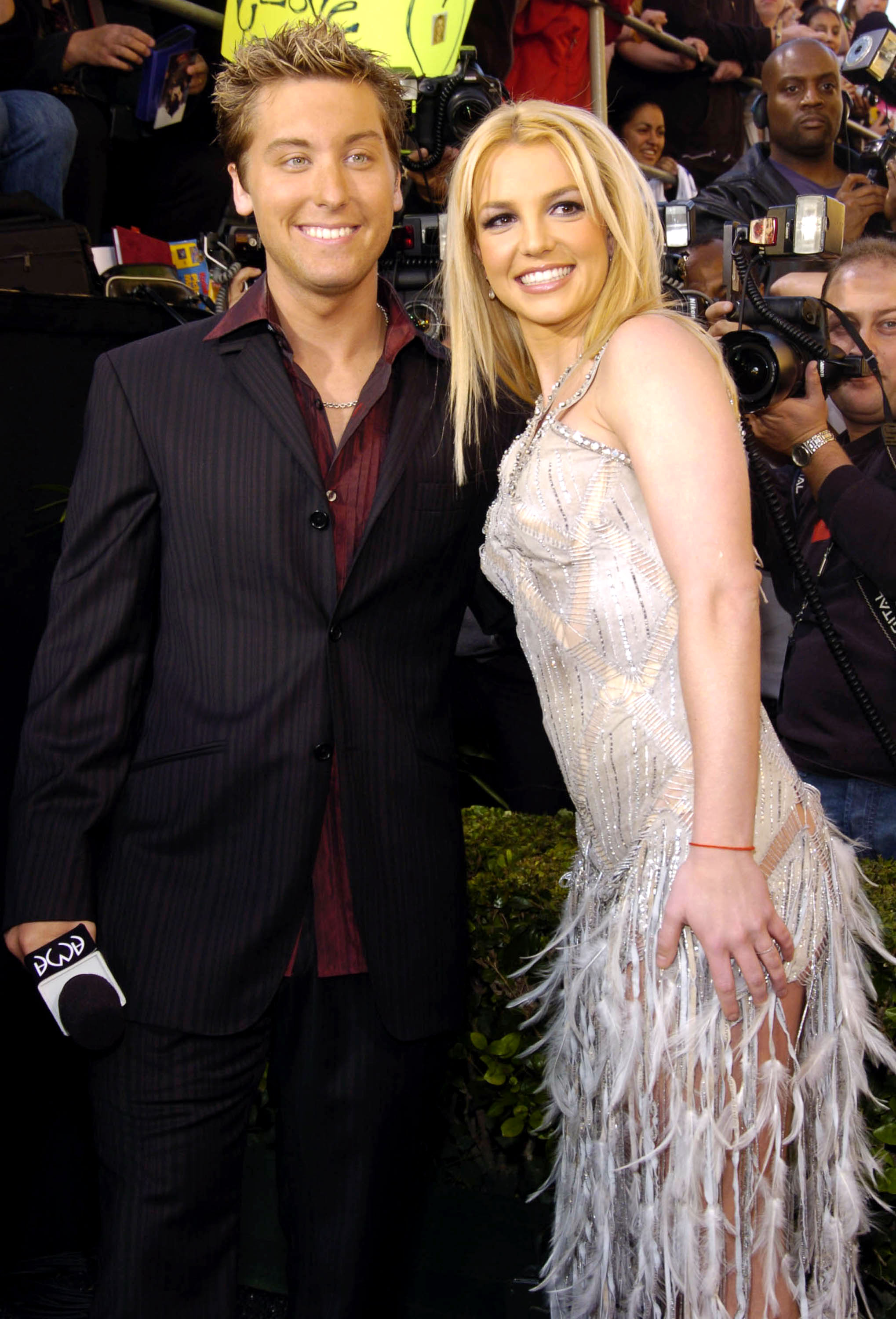Lance Bass Reveals He Came Out to Britney Spears on the Night of Her Quickie Las Vegas Wedding