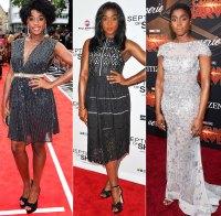 Lashana Lynch Best Red Carpet Moments