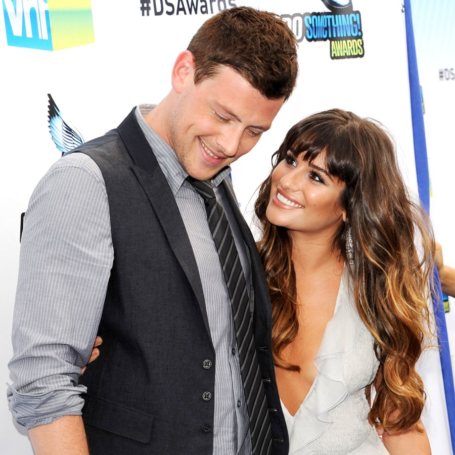 How Lea Michele Has Honored Cory Monteith Each Year Since His Death